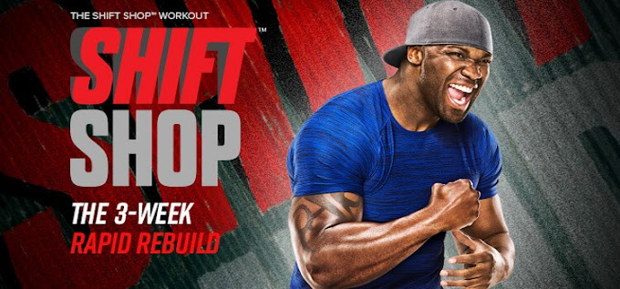 Shift Shop Workout | Ejercicios Adelgazar | Serie Completa