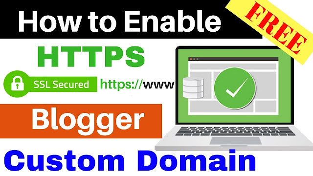 How to enable the HTTPS SSL logo