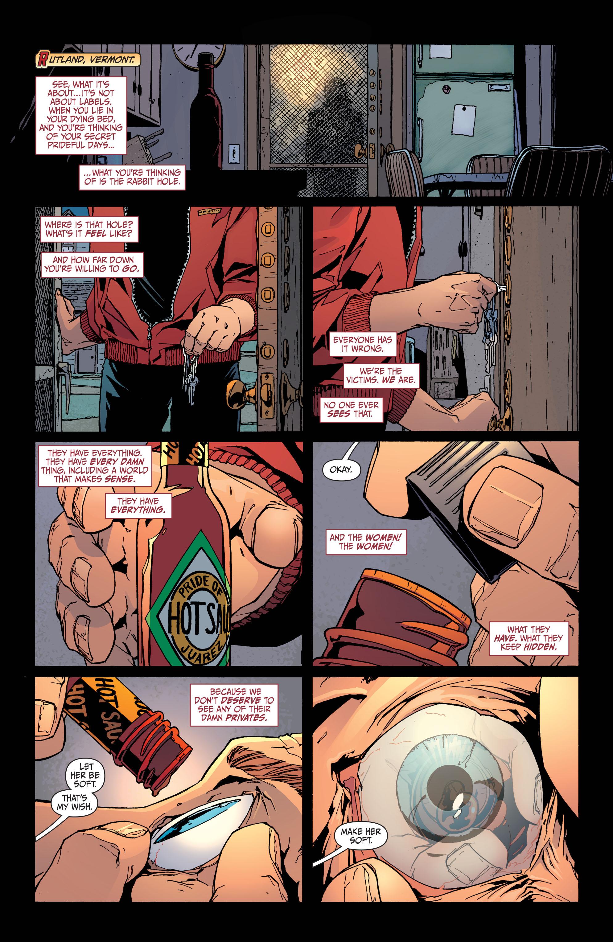 Read online Secret Six (2008) comic -  Issue #31 - 4