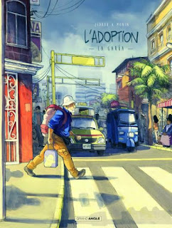 "Couverture de ""L'adoption, tome 2"""