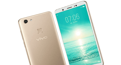 vivo v7 dan vivo 7 plus gold