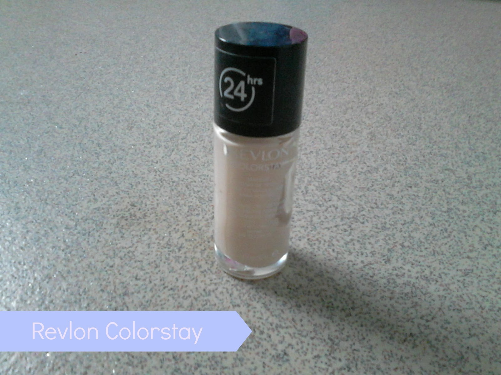 Revlon Colorstay Foundation in Ivory