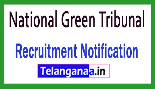 National Green Tribunal NGT Recruitment