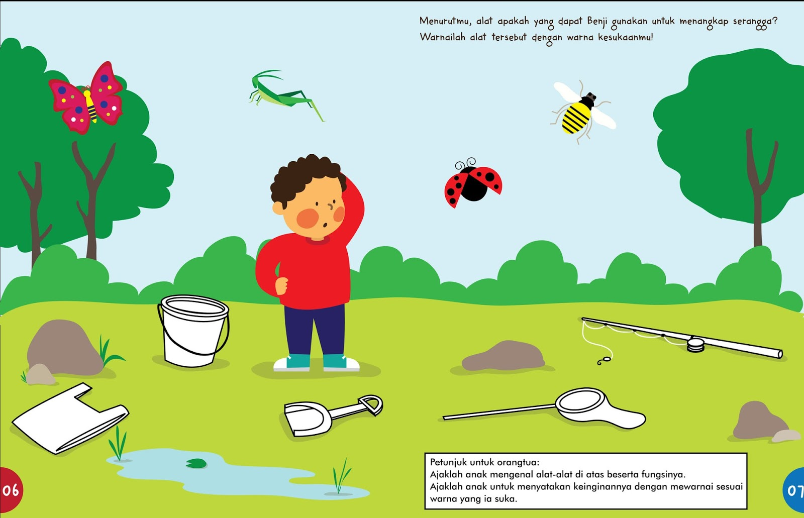 Buku Cerita Untuk Anak Paud Bookxsonar
