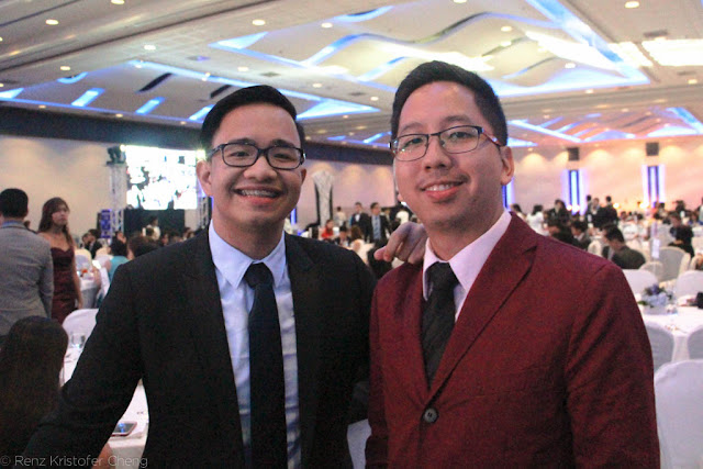 Emil Ong and Renz Cheng