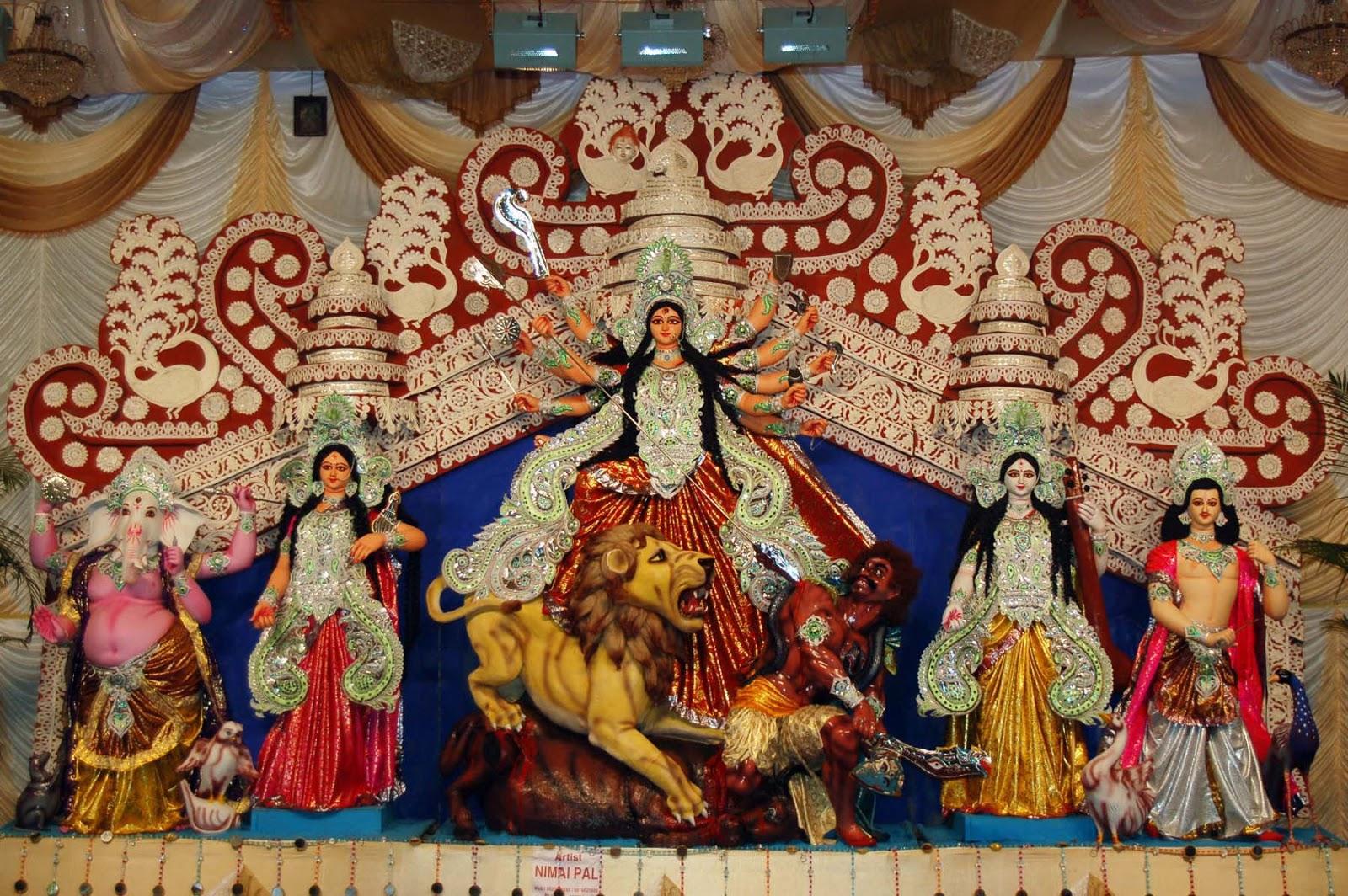Download Durga Puja Desktop Wallpapers Hd Images God Wallpaper