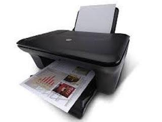 Picture HP Deskjet 2050 J510 Printer