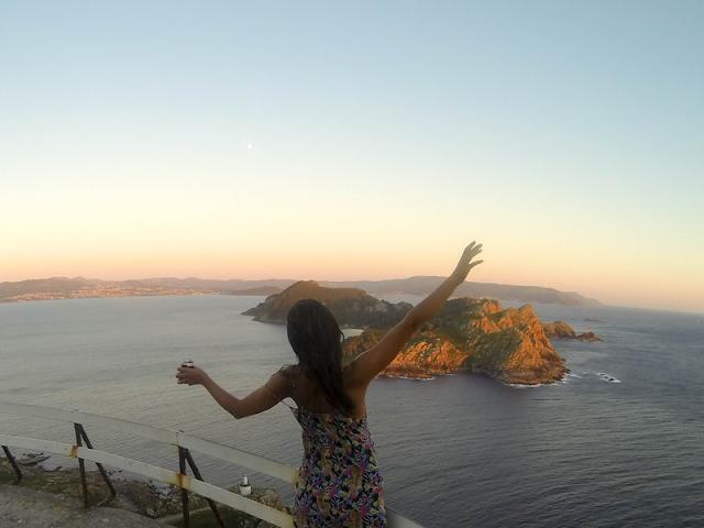 Ruta Monte Faro Islas Cíes