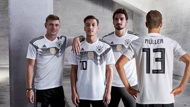 Jersey Bola Piala Dunia 2018