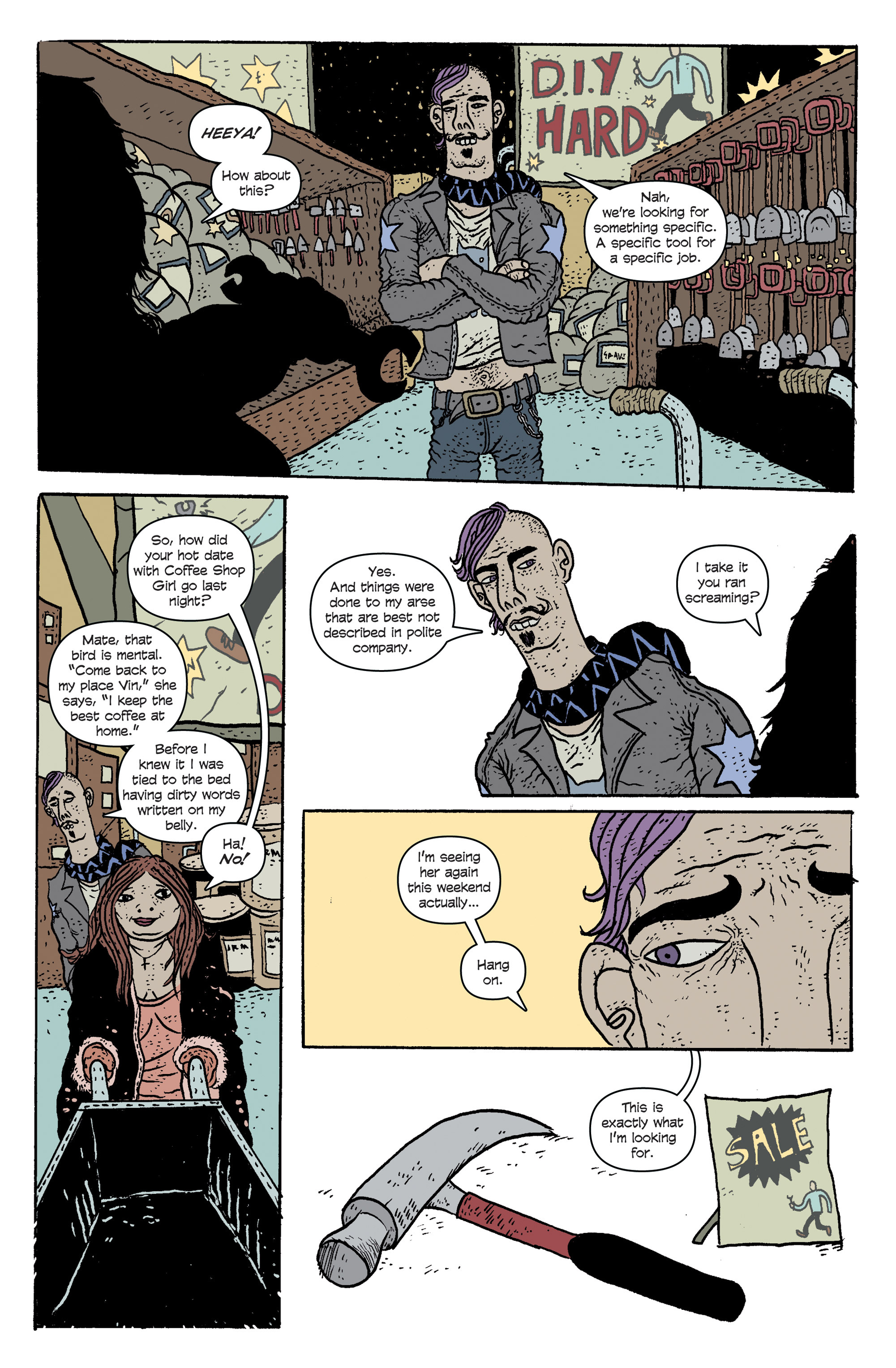 Read online And Then Emily Was Gone comic -  Issue #1 - 14
