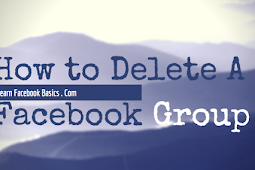 How to Delete My Facebook Group | Delete Your Fb Group Instantly