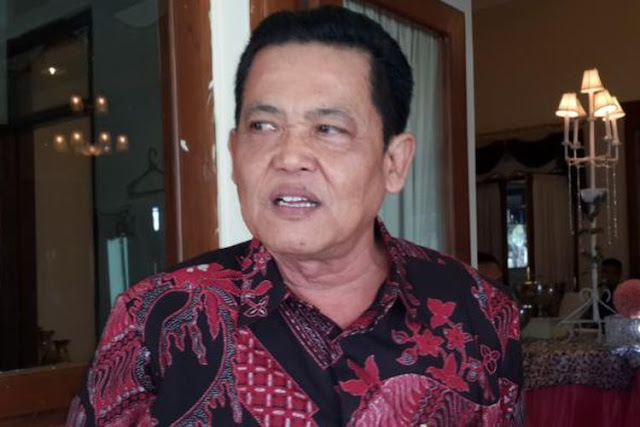 Jadi Tersangka KPK, Wali Kota Pasuruan Dicoret dari Timses Jokowi-Ma'ruf