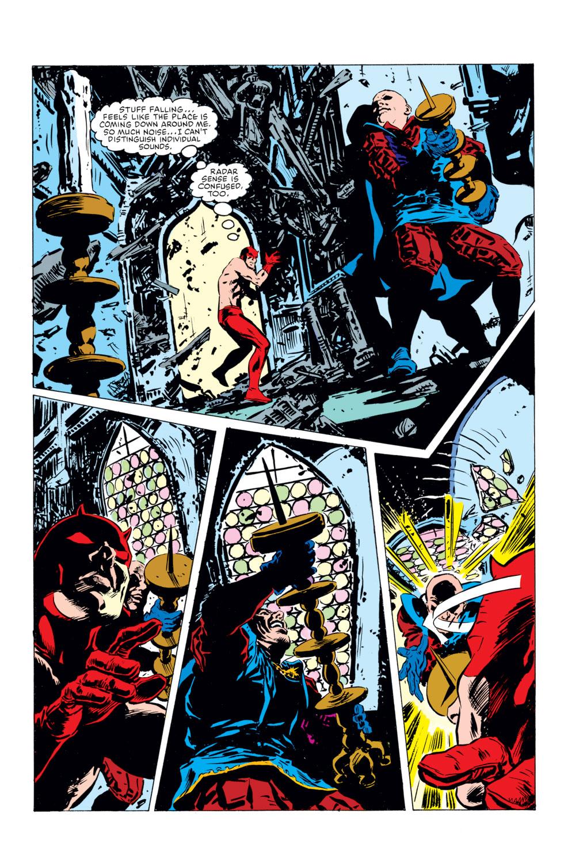 Daredevil (1964) 221 Page 21