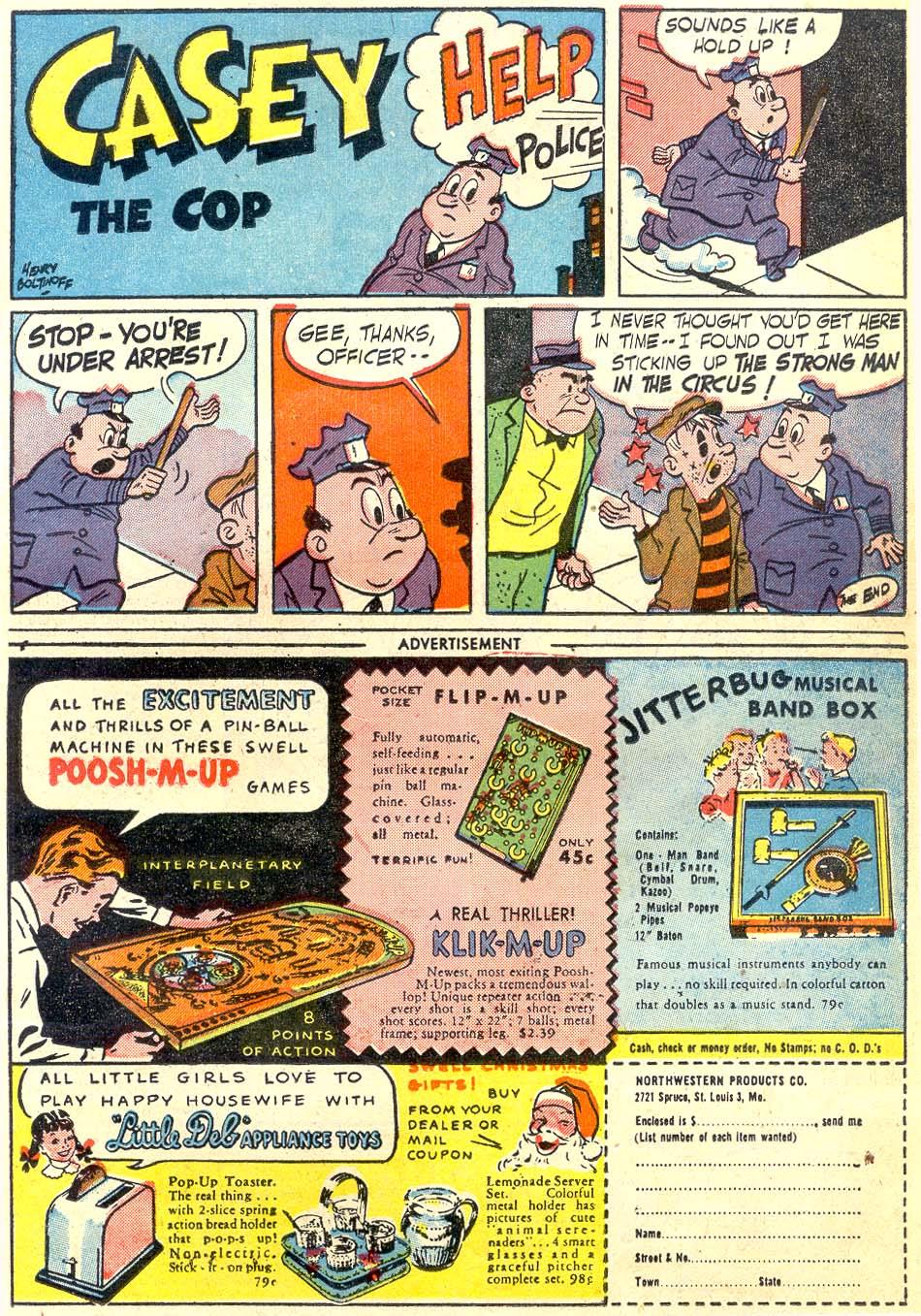 Detective Comics (1937) 143 Page 34