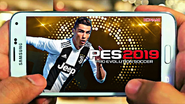 PES 2019 MOD DLS Classic Android 150 MB HD GraphicsOffline