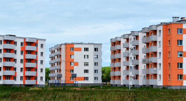 الحي السكني