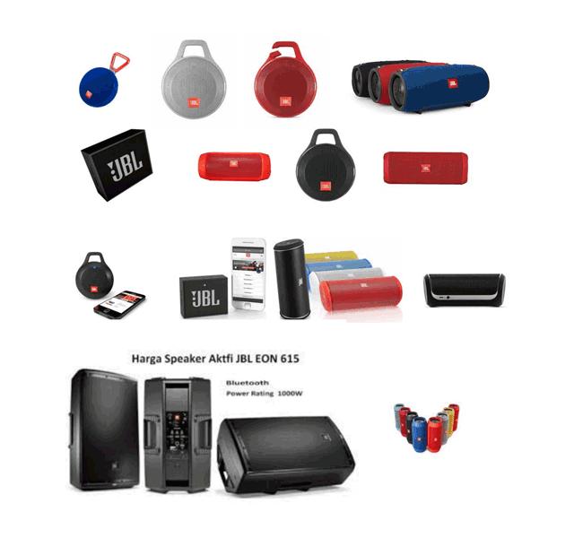 Harga Speaker Bluetooth JBL Original Berkualitas Bagus