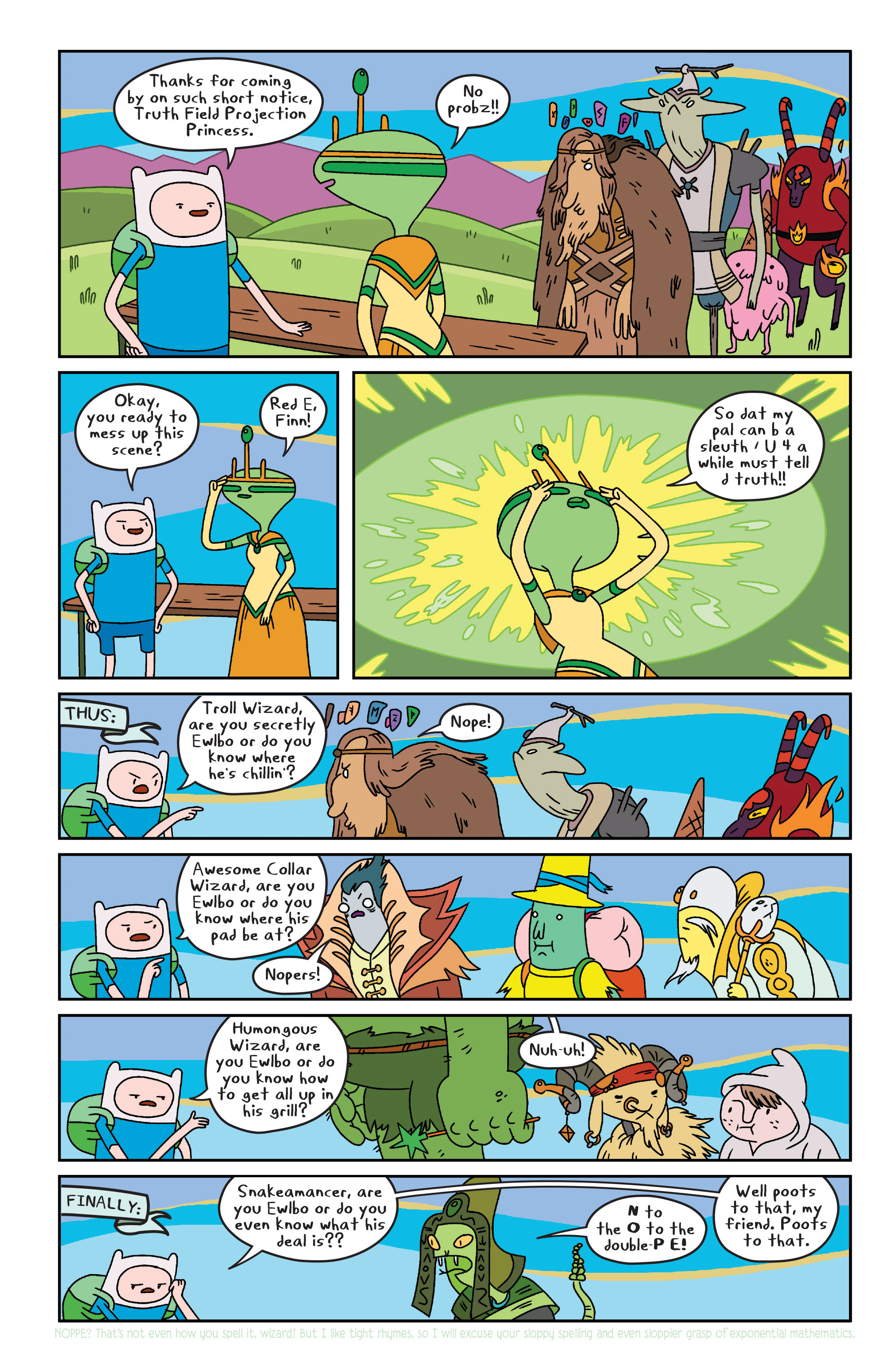Read online Adventure Time comic -  Issue #Adventure Time _TPB 3 - 44