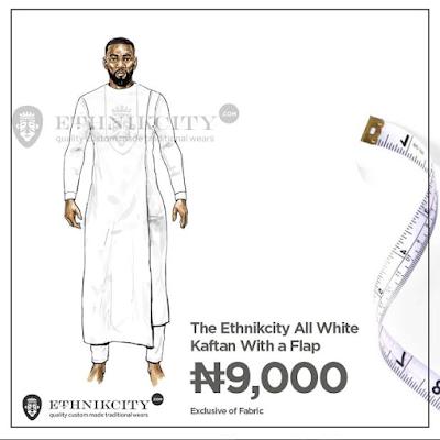Sew Your Ileyaattires On Ethnikcitycom