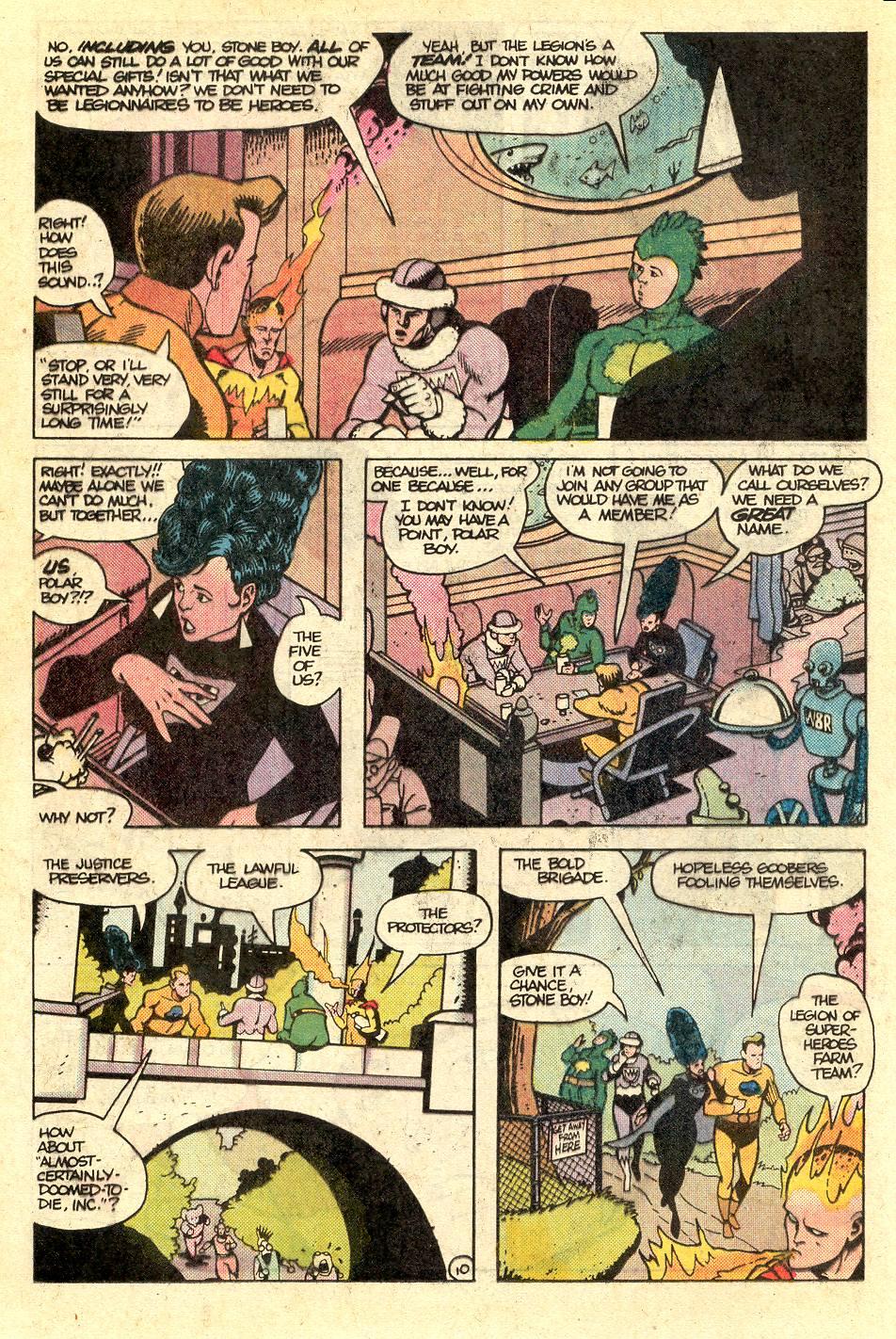 Read online Secret Origins (1986) comic -  Issue #37 - 12