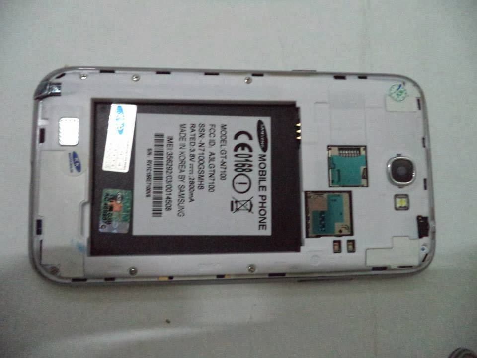 Update Firmware: SAMSUNG GT-N7100 MT6577 V4 1 1 FLASH FILE