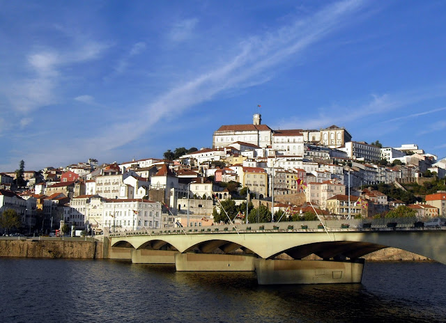 Coimbra, la ciudad universitaria portuguesa