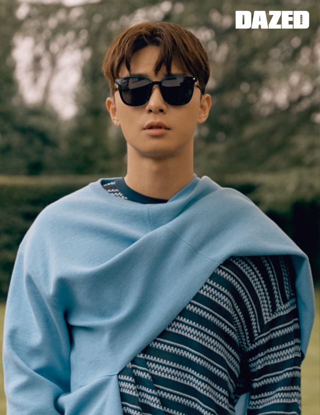Twenty2 Blog Park Seo Joon In Dazed And Confused Korea March 2019