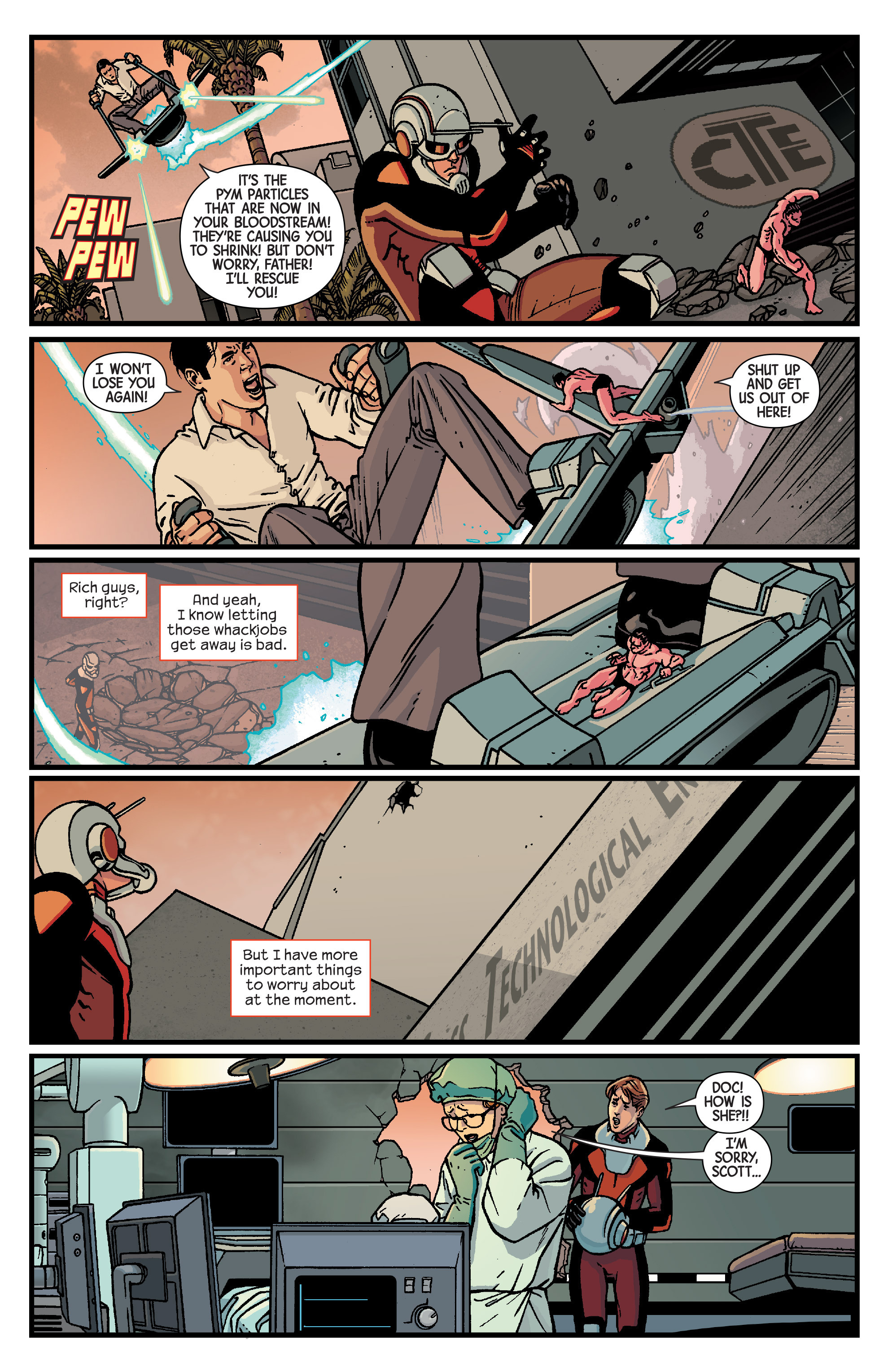 Read online Ant-Man comic -  Issue #5 - 14