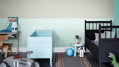 Desain kamar bayi