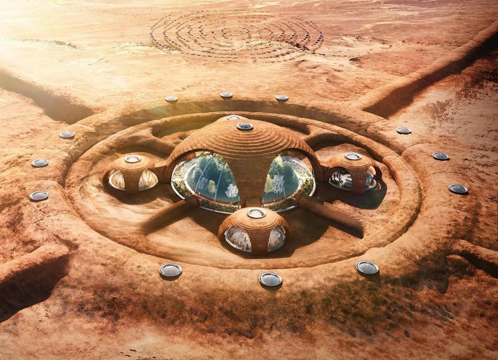 Чому Марс нова наступна оселя людства?