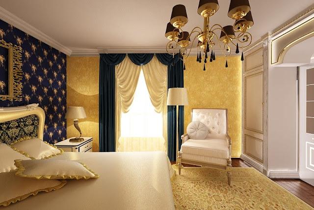 Amenajari interioare Bucuresti | Design interior dormitor clasic casa Bucuresti. Arhitect - interioare - Bucuresti - Sector 3.