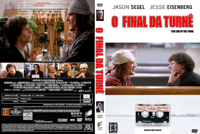 Capa DVD O Final Da Turnê