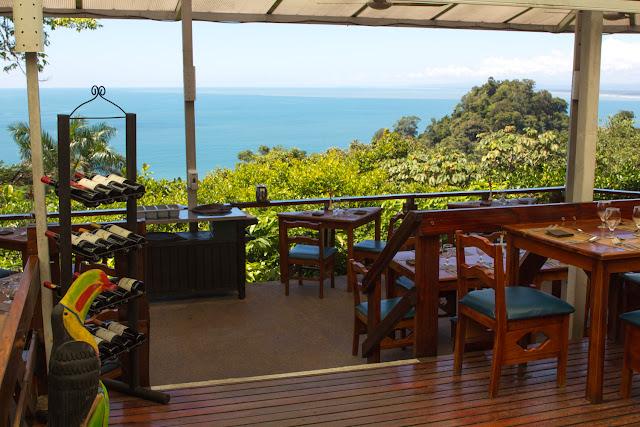 Vista desde el restaurante de Tulemar