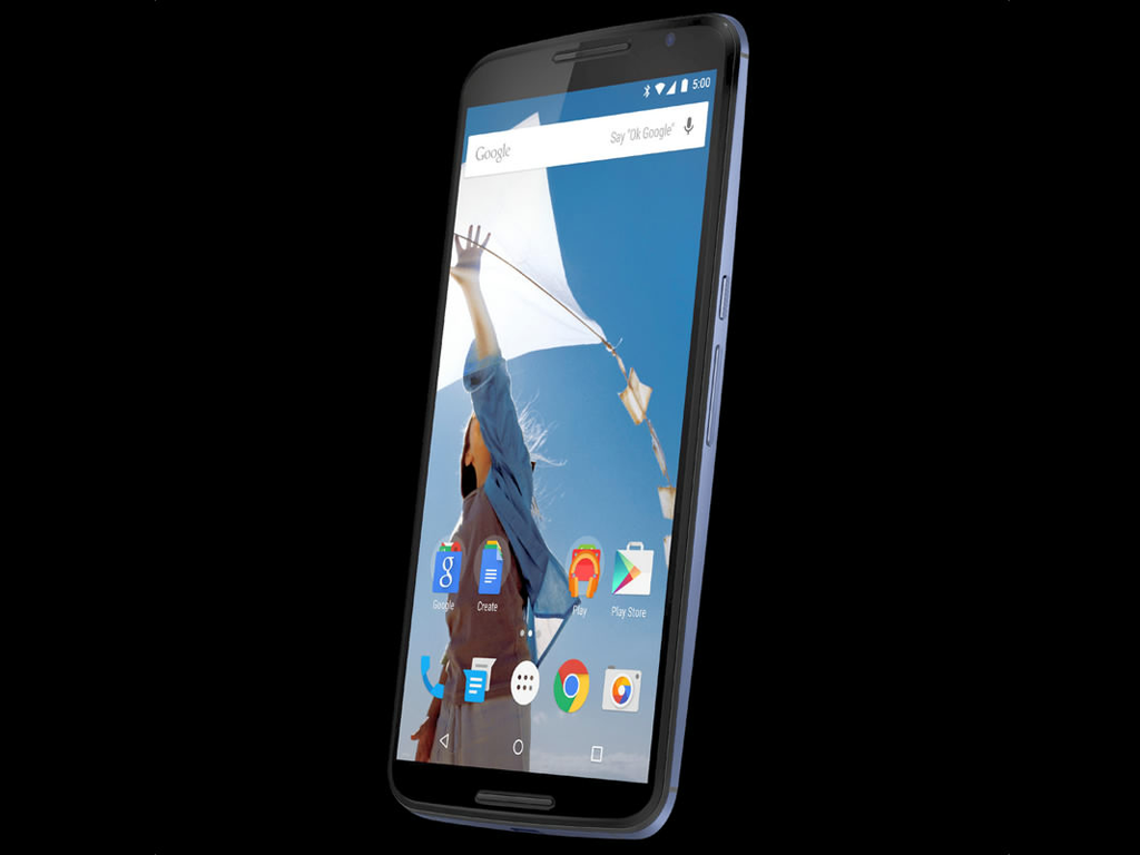 Alleged Official Render for Google's Nexus 6 Leaked!