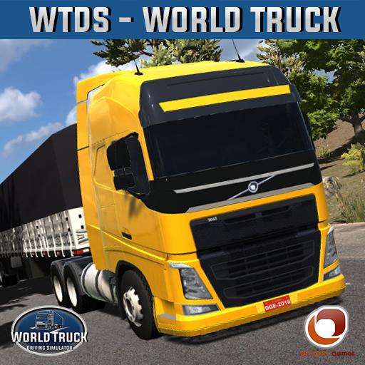 World Truck Driving Simulator v1.151 Apk Mod [Dinheiro Infinito]