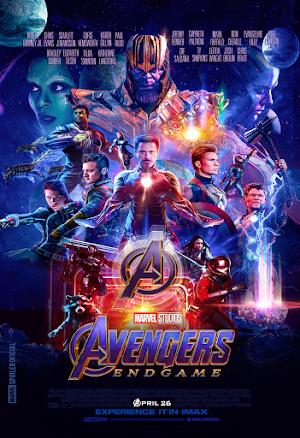AVENGERS ENDGAME Poster HD 2019