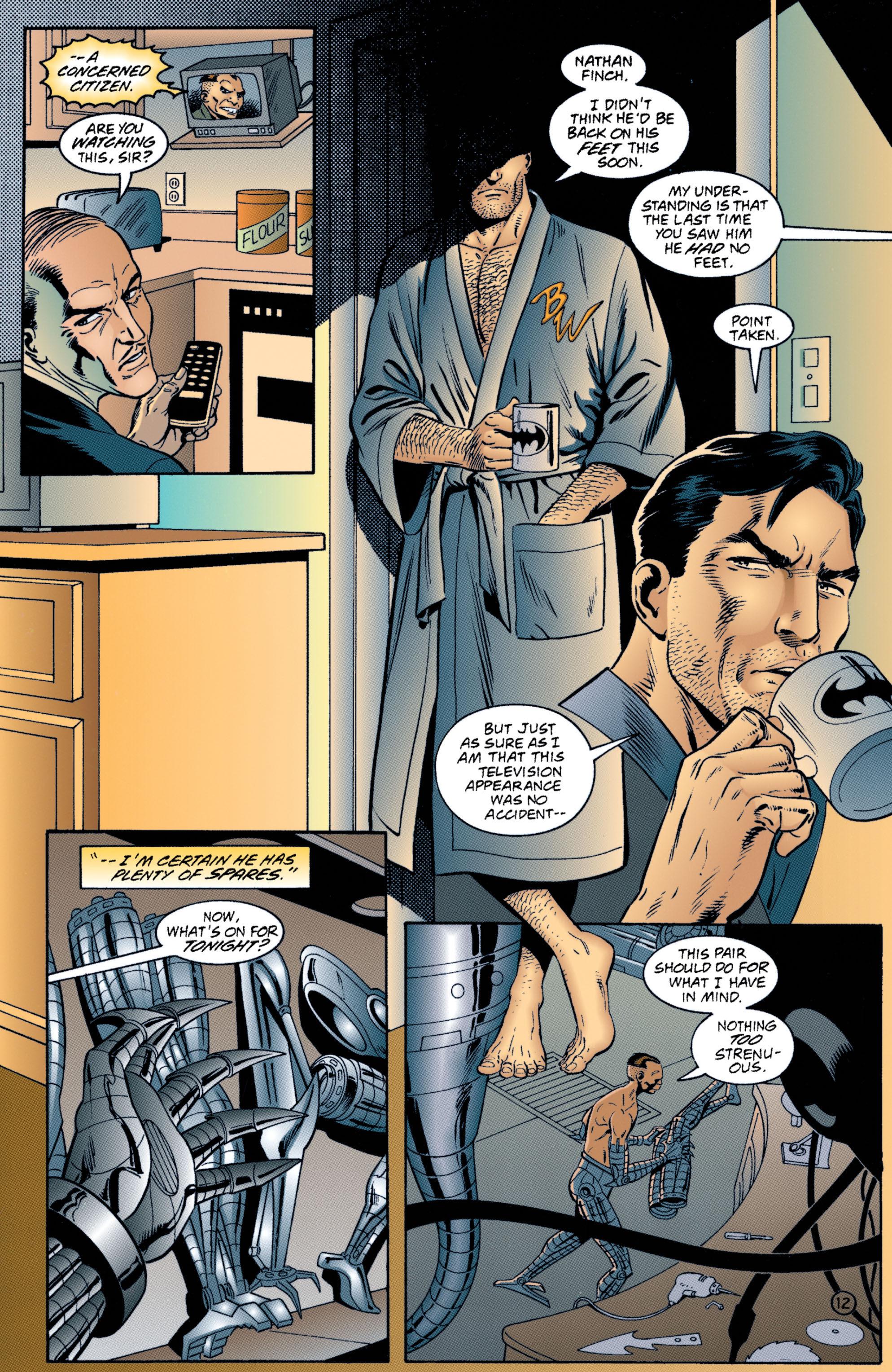 Detective Comics (1937) 717 Page 11