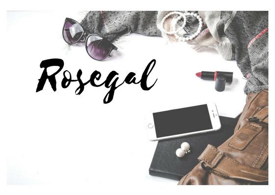 Rosegal | denim dress