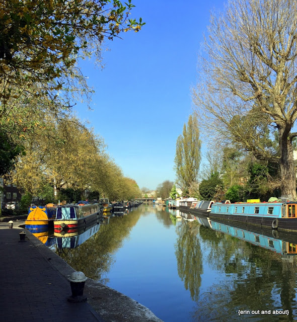 {Erin Out and About} Must do walk in London: Little Venice