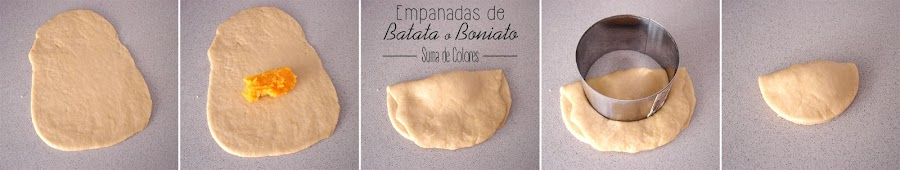 Empanadas de Batata_ Como rellenar empanadas