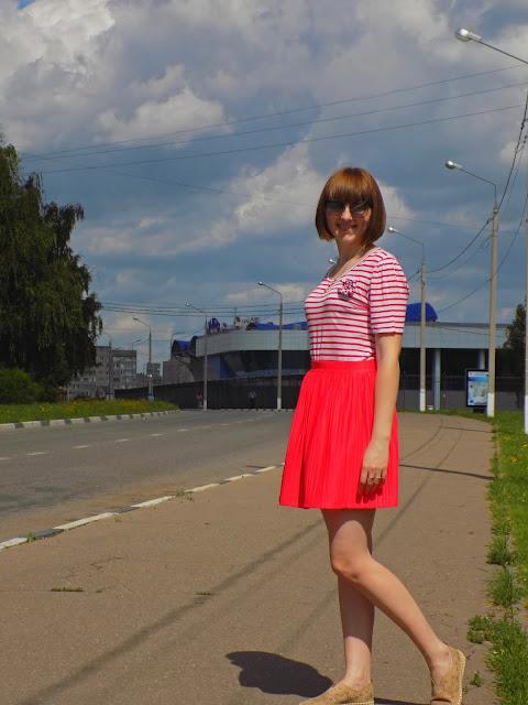 DIY: Как сшить юбку плиссе без выкройки?