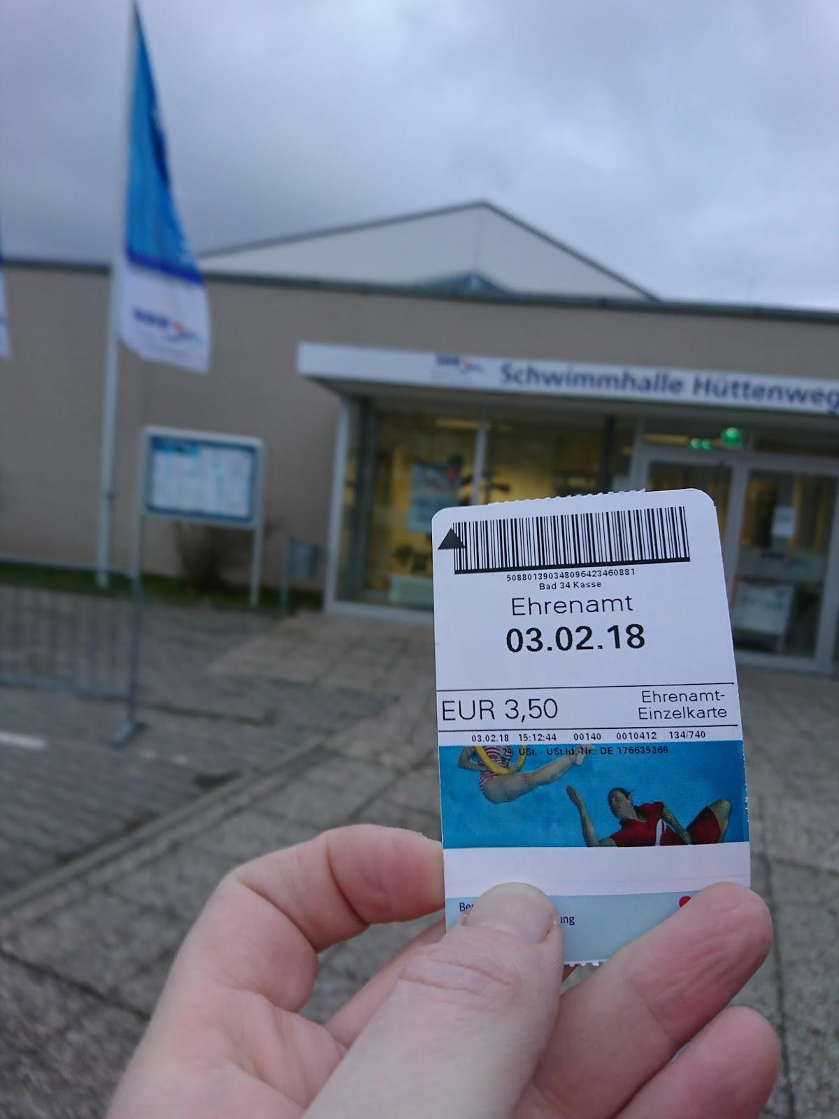 Iberty: Schwimmbad Berlin: Dahlem, Schwimmhalle Httenweg