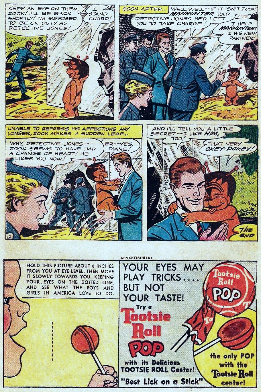 Detective Comics (1937) 312 Page 32