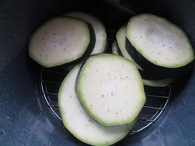 Sandwich de calabacín olla GM