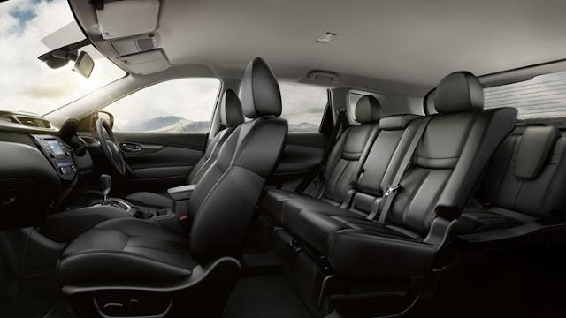 Fitur New Inside Scenery pada Nissan X-Trail Mobil SUV