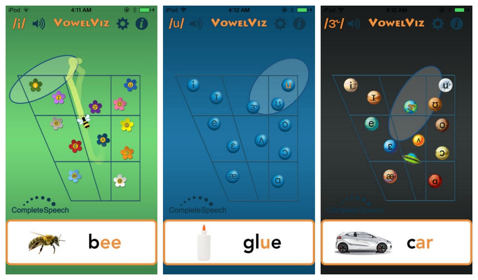 VowelViz Speech Therapy App Review
