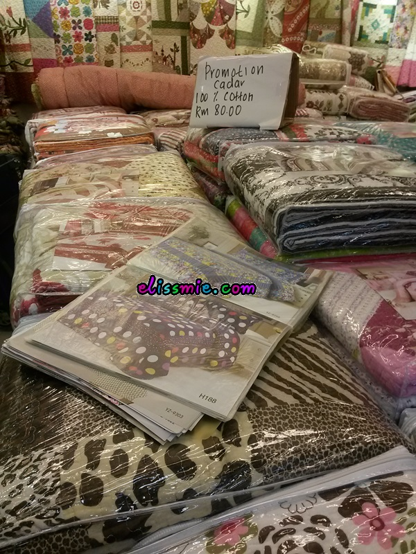 Borong Cadar Quilt Patchwork Di Gm Klang Programmer By