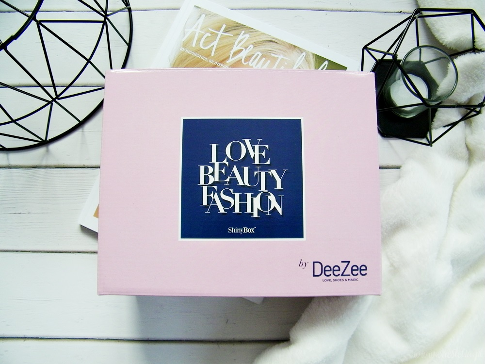 Listopadowy Shinybox | Love - Beauty - Fashion