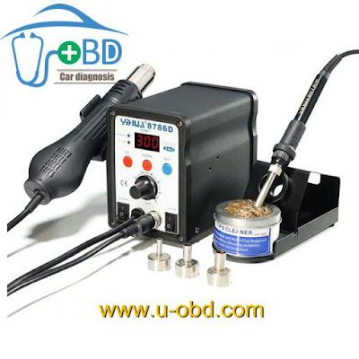 ECU components diagnostic devices & Locksmith tools supply
