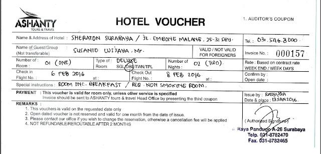 jasa booking hotel sheraton surabaya, jasa reservasi hotel sheraton surabaya, jual voucher hotel sheraton surabaya